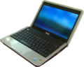 A Dell Inspiron Mini 9 Netbook (Image Courtesy: Wikipedia)