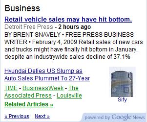 google-news-on-site