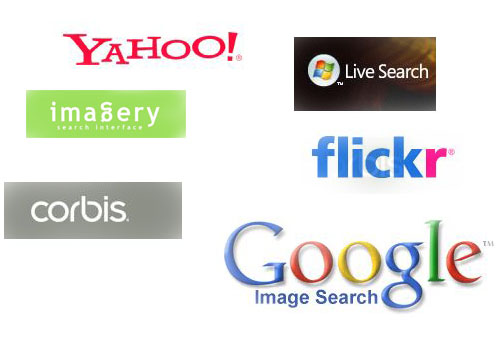 Image Search Engines Shootout