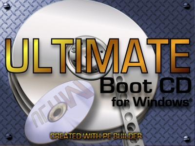 Ultimate Boot CD for Windows Logo (UBCD) - digitizor