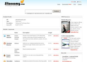 sitonomy website screenshot