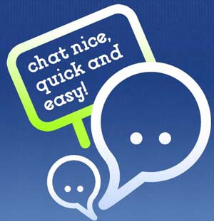 Tiny Chat – Create your own disposable chat room instantly!!