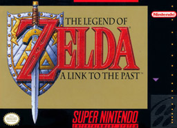 Legend of Zelda: A Link to the Past (Courtesy Wikipedia)
