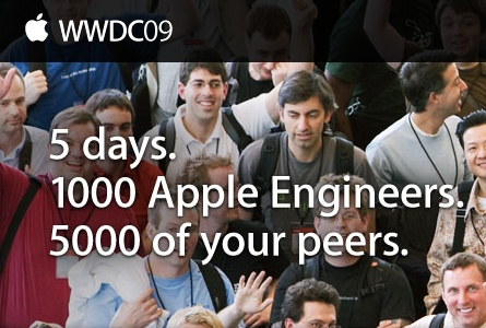 Apple Worldwide Developer Conference - Be there (June 8 - 12) - Moscone West, San Francisco
