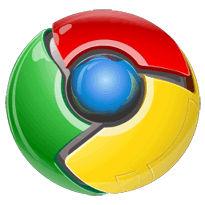 google chrome  logo - digitizor