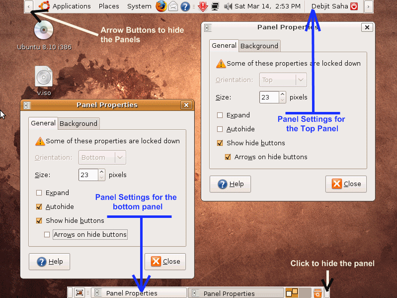 Optimise your Gnome desktop for Netbook displays