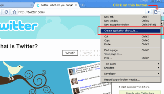 How to create desktop apps from your favourite websites using Google Chrome? - Digitizor
