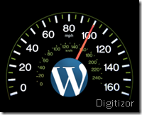 Speed up your wordpress installation