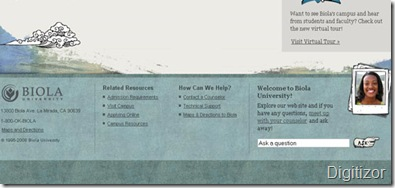 biola-example of a good footer